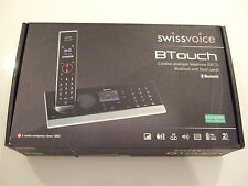 Swissvoice BTouch Disp DECT cordless Landline Phone Telephone with Bluetooth NEW