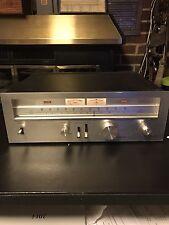 Vintage PIONEER TX-9500 II AM/FM Stereo TUNER, 1970s Audiophile, NICE!