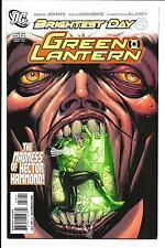 GREEN LANTERN # 56 (BLACKEST NIGHT, SEPT 2010), VF/NM