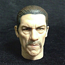 1:6 Male Head Sculpt - Style #5 - Use for All Your Custom Projects!