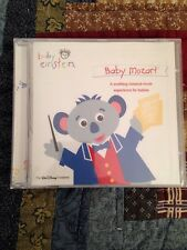 Baby Einstein Baby Mozart CD New And Sealed Package