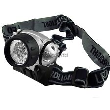 19 LED Hiking Camping Flash light Nice Head Lamp Light Waterproof Torch 35DI