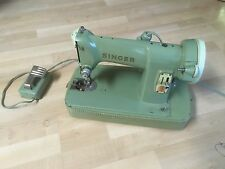 HEAVY DUTY INDUSTRIAL STRENGTH SINGER 185k SEWING MACHINE NICE