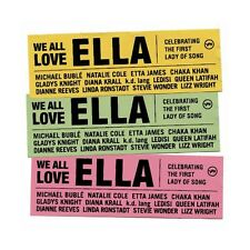 CD Ella Fitzgerald we all love ella