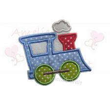 Lok Lokomotive  Aufbügler  Aufnäher Bügelbild kinder zum aufbügeln