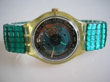 """Swatch Automatic-flex """"Time to move"""""""