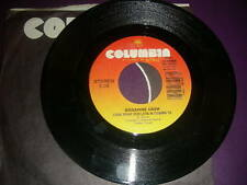 """Country 45 Rosanne Cash """"I Don't Want To Spoil The Party"""" Columbia 1989 VG"""