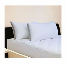 2NEW King Hotel Luxury Reserve Collection Bed Pillow Pillows Egyptian Cotton New