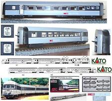 KATO K11401-W2 CARROZZA PASSEGGERI COACH 1a CLASSE EuroCity SBB CFF RABe SCALA-N