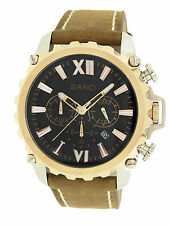 Cheap Men's Chronograph Watch Roberto Bianci with Rose Gold Plated watch