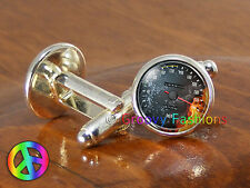 Speedometer Odometer Car Cars Mens Cufflinks Cuff Links Jewelry Gift Gifts