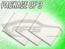 C36174 CABIN AIR FILTER FOR FORD C-MAX ESCAPE FOCUS MKC - PACKAGE OF THREE