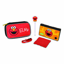 Sesame Street Elmo 5in1 Starter Kit for Nintendo DS Lite DSi DSi XL