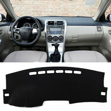 FIT FOR 2009-2013 TOYOTA COROLLA DASHBOARD COVER DASHMAT DASH MAT PAD SUN SHADE