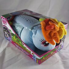 Pillow Pets Dream Lite My Little Pony Rainbow Dash Night Light New Free Ship