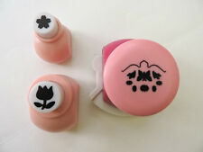 Set Of 3 Assorted Paper Craft Punch : 3 Pcs:1 Pack