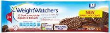 Weight Watchers Dark Chocolate Digestive (10x132g)
