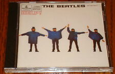 THE BEATLES HELP! CD STILL FACTORY SEALED WITH SECURITY STICKER!