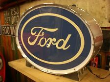 Ford,capri,escort,cortina,garage,light up,sign,display,mancave,workshop,shed,5