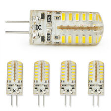 5X G4 Home 3014SMD LED light lamp 12V 5W Cool White Silicone Crystal Slim Hot