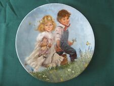 "Reco  ""Jack and Jill"" Collector Plate"