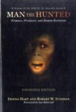 Man the Hunted: Primates, Predators, and Human Evolution, Expanded Edition, Suss