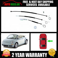 Volkswagen Beetle Cabriolet Front Right Window Regulator Repair Kit NEW