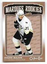 06/07 O-Pee-Chee Rookie Card #564 Evgeni Malkin RC  PENGUINS