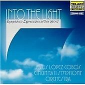 Into the Light (Lopez-cobos, Cincinnati Symphony Orchestra) CD NEW