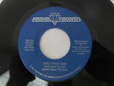 Laure Anne Truchon Take Your Time / A Love Like Your and Mine French Canadian