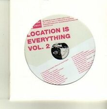 (DE187) Jade Tree, Location Is Everything Vol. 2 - 2004 DJ CD