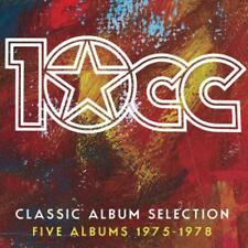10cc - Classic Album Selection (1975-78)