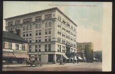Postcard CANTON Ohio/OH  Market Street Cut Rate Drug Store view 1907