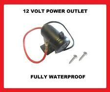 12 VOLTS Waterproof ALLUME-CIGARE Power Socket 12V pour Vauxhall Zafira