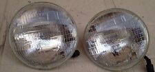 Porsche 944 Turbo S2 Brand Hella Sylvania Halogen Headlights, Headlamps