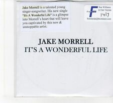 (FB648) Jake Morrell, It's A Wonderful Life - DJ CD