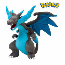 9inches Pokemon Charizard Mega Figures Soft Stuffed Plush Doll Kids Toy Gift