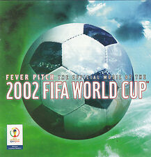 Fever Pitch-The Official Music- FIFA World Cup 2002- Soundtrack-20 Track-CD