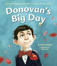 Donovan's Big Day by Lesléa Newman (2011, Hardcover)