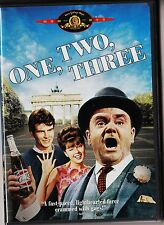 ONE, TWO, THREE. NTSC Zone 1. Languages: English, Español, Français
