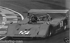 MARCH 707 PHOTOGRAPH FOTO STUNNING ORIGINAL CAN AM SPORTS CAR