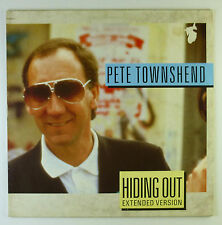 """12"""" Maxi - Pete Townshend - Hiding Out - k5266 - washed & cleaned"""