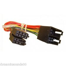 PC2-32-4 PEUGEOT 206, 307, 406 Car Stereo Wiring Harness Adaptor ISO Loom Lead