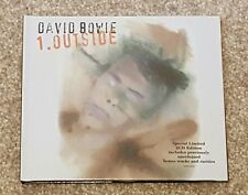 David Bowie – Outside – CD Album – 2 CD Special Limited Edition – COL 511934 9