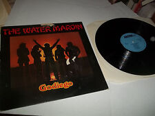 GODIEGO THE WATER MARGIN LP JAPAN ROCK RARE 1978 UK PRESSING SATRIL WB VG