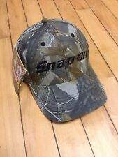 *NEW* Snap On Tools Baseball Hat/Cap REALTREE Hardwoods-G Camo ~FREE Shipping!