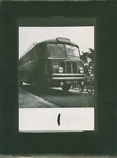 Bus Chausson vers 1950