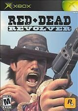 ***RED DEAD REVOLVER ORIGINAL XBOX DISC ONLY~~~