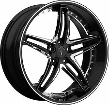 Stato Haze 9x22 5x127 CERCHIONI JEEP GRAND CHEROKEE COMMANDER FIAT FREEMONT