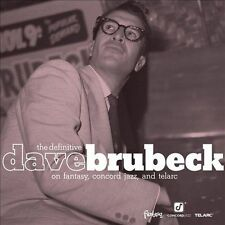 The Definitive Dave Brubeck on Fantasy, Concord Jazz and Telarc, New Music